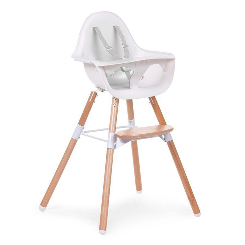 Chaise haute bois bebe for Chaise ikea bebe