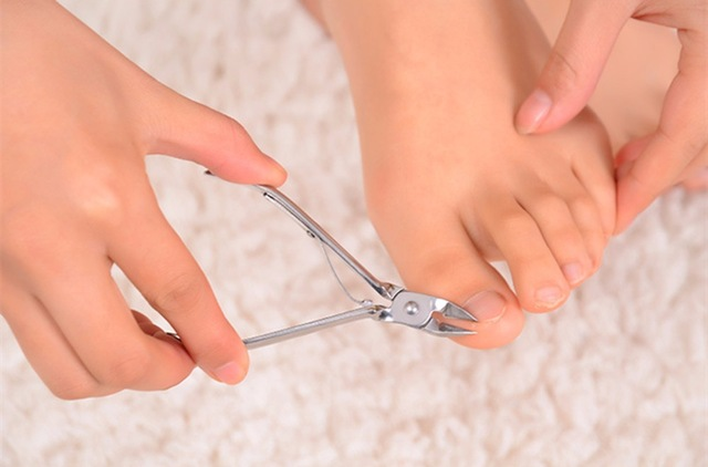 coupe-ongles pour pieds