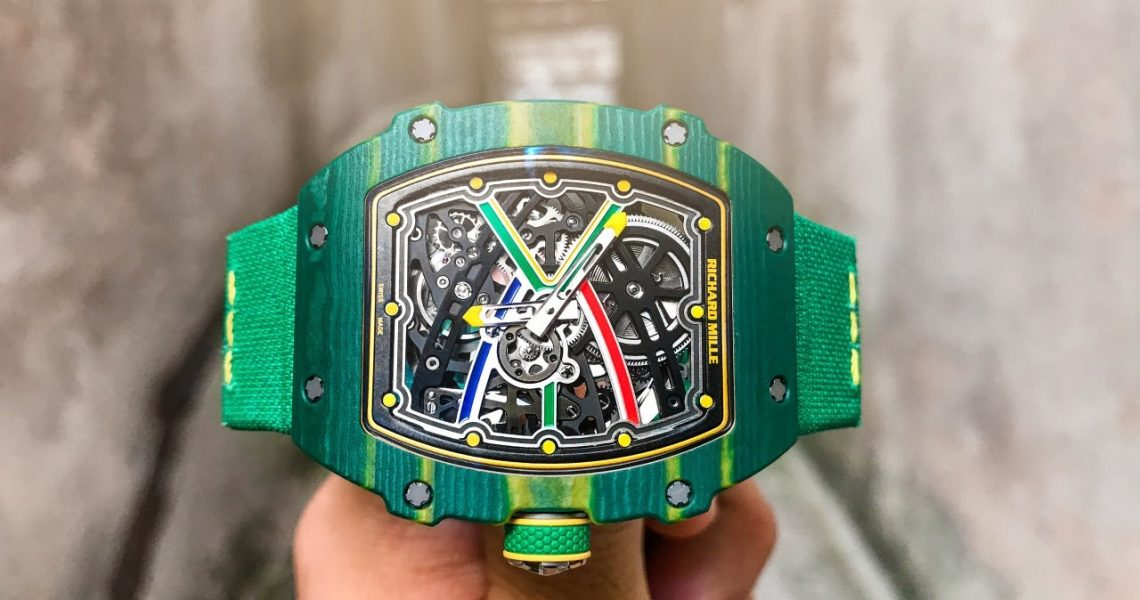 richard mille montre